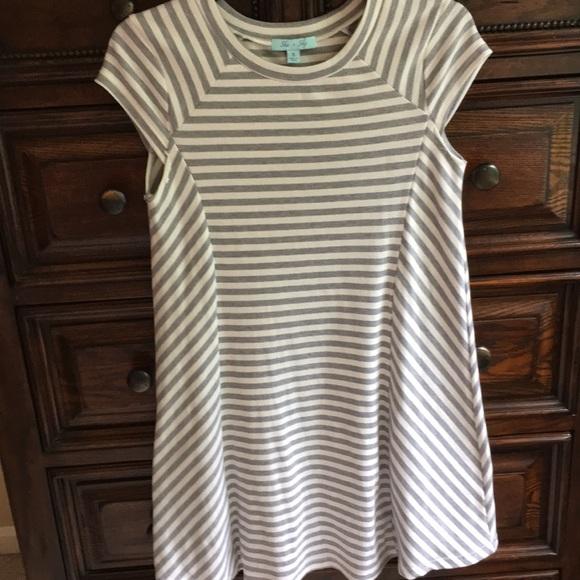 She and Sky Dresses & Skirts - She & Sky striped mini dress